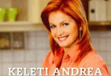 Keleti Andrea: Család, ízek, cha-cha-cha