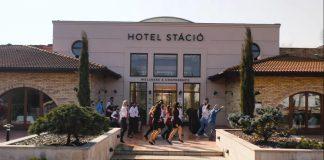 Hotel Stáció Jerusalema Dance Challenge